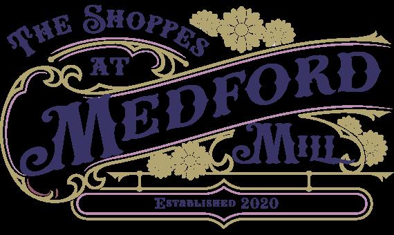 Shoppes at Medford Mill color logo